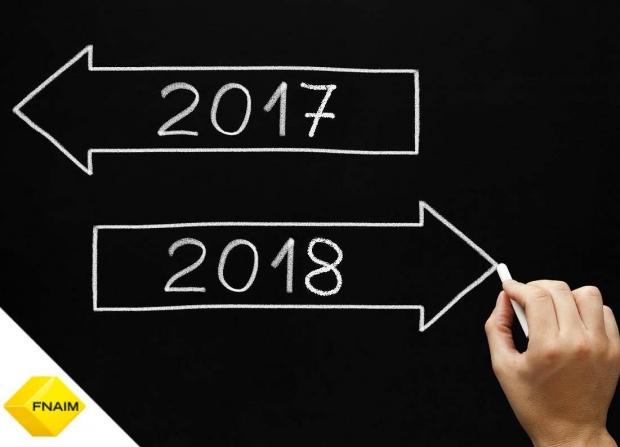 Marché immobilier : bilan 2017 et perspectives 2018