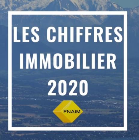 Les Chiffres de l'Immobilier 2020 en Savoie Mont Blanc