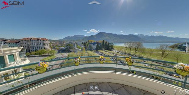 La visite virtuelle de votre logement