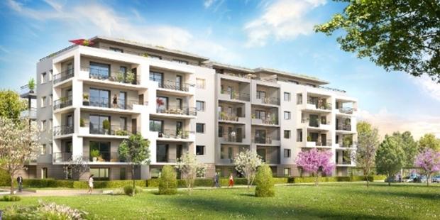 GREEN PARK – Une résidence prestigieuse au coeur d'Annecy