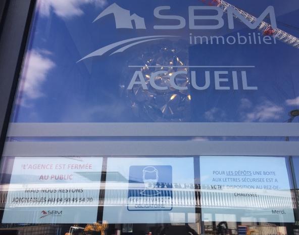 SBM est fermée au public...