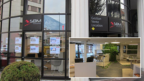 SBM Immobilier Annecy